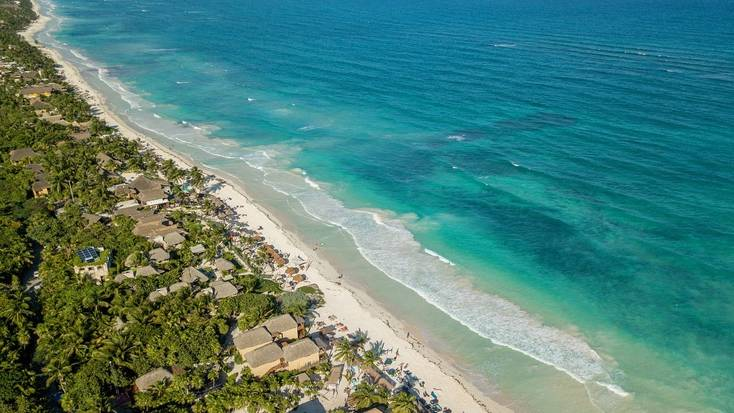 Plan a trip to Tulum for fall vacations in Mexico
