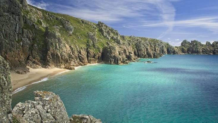 Visit Cornwall when you got to the south of England