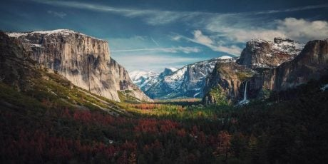 Yosemite National Park Most Popular Sites for Glamping in 2020