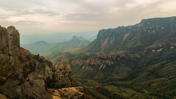 Stay in a getaway house near Big Bend National Park