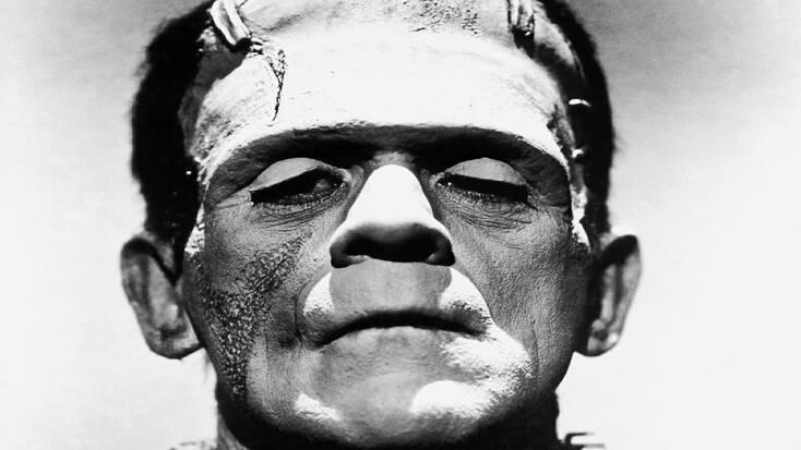 Boris Karloff, a legend of Halloween movies