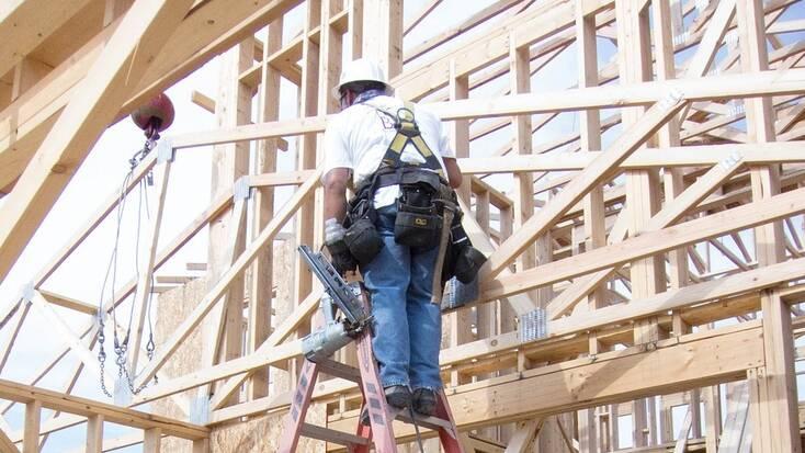 Building houses for World Habitat Day