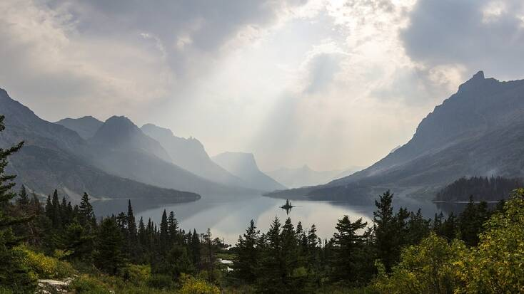 Find the best places to go camping in Glacier National Park