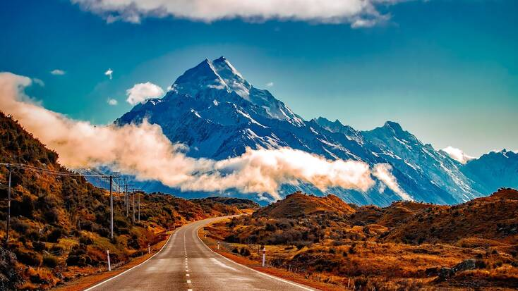 Enjoy New Zealand; vacations for a family trip