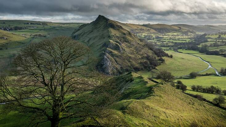 Visit the Peak District while on holidays in the Midlands