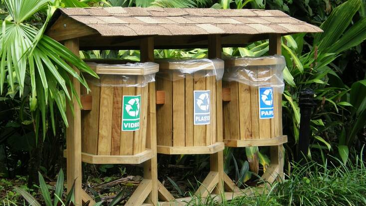 recycling is a great way to support World Habitat Day