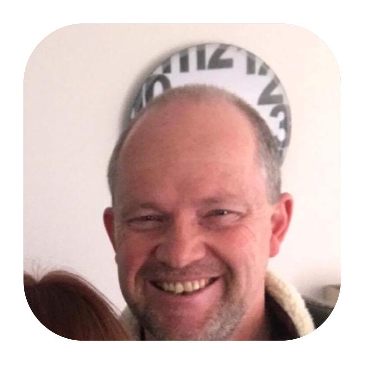 Greg, Australian Health Care Worker Winner.