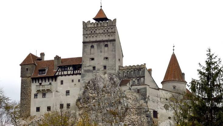 Visit Bran Castle in Romania