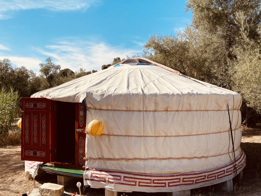 Unique Yurt, Malaga, Spain