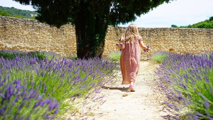 Visit Provence for spiritual retreats and a digital detox