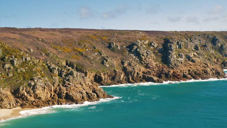 Go glamping in the UK and explore incredible coastlines