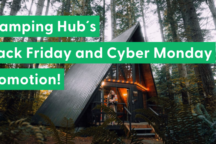 Glamping Hub Black Friday and Cyber Monday