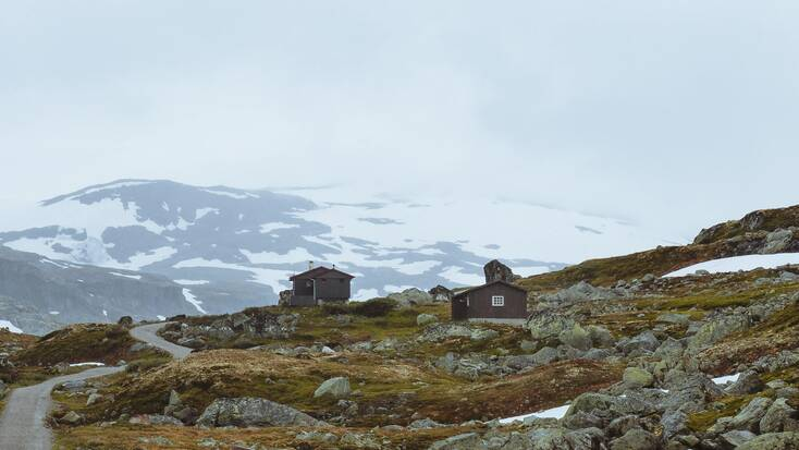 Finse, Norway one of the Star Wars movie locations