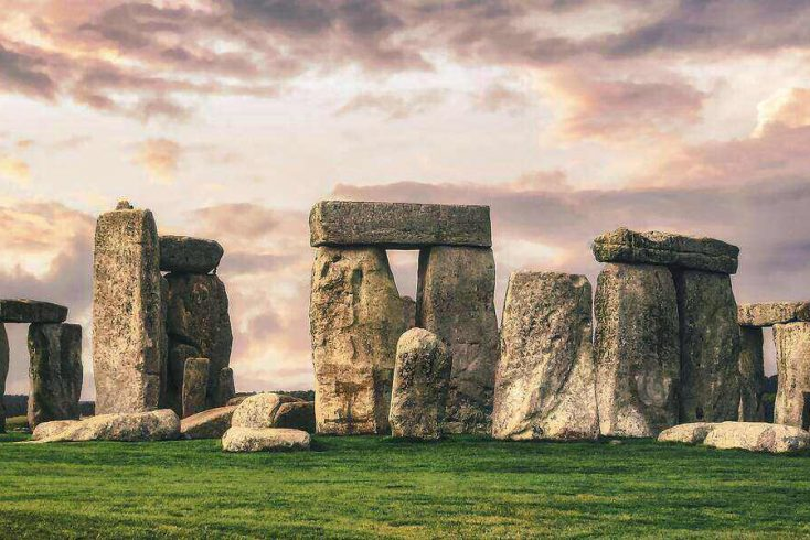 Stonehenge, one of the most famous and iconic landmarks in England