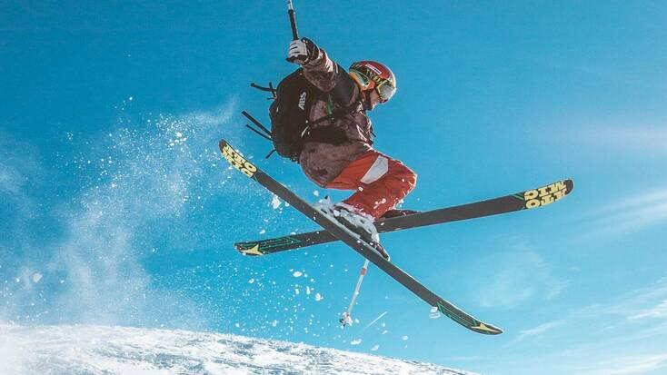 Book a skiing getaway for your Christmas vacations