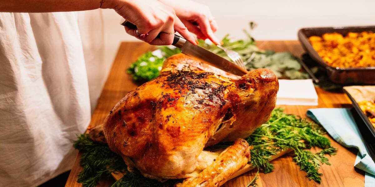 How to cook a turkey for thanksgiving, 2020