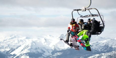 The Best Skiing in Whistler 2021