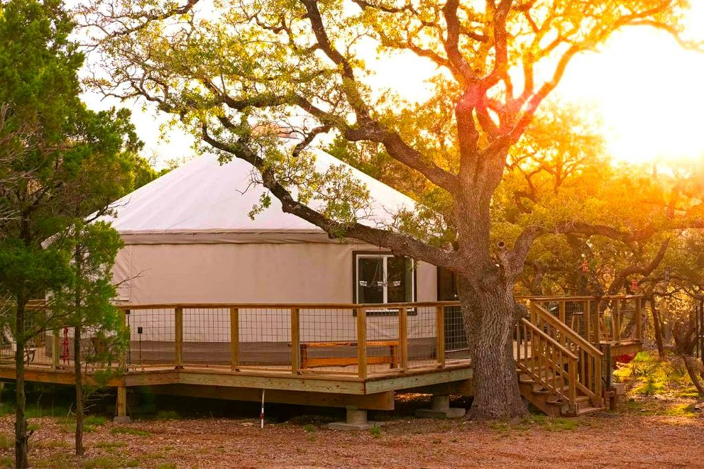 Glamping Travel Trends 2021