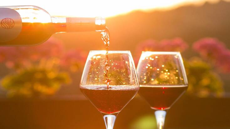 Go wine tasting in Texas for National Drink Wine Day