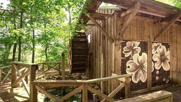 cabin rental near knoxville tn