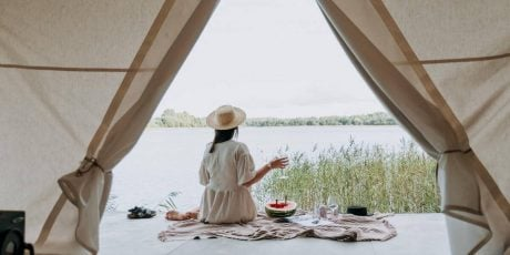 The Growing Trend of Glamping and Camping: Best Secuded Vacation Spots, 2021
