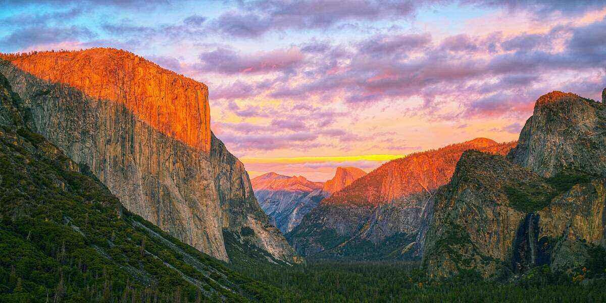 Getaways in California; glamping California