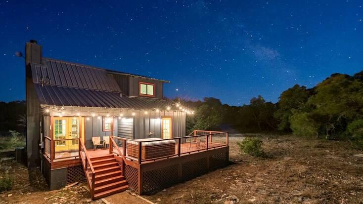 On of our best cabin rentals near San Antonio