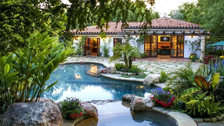 Luxury rental near Santa Barbara for the best getaways in California