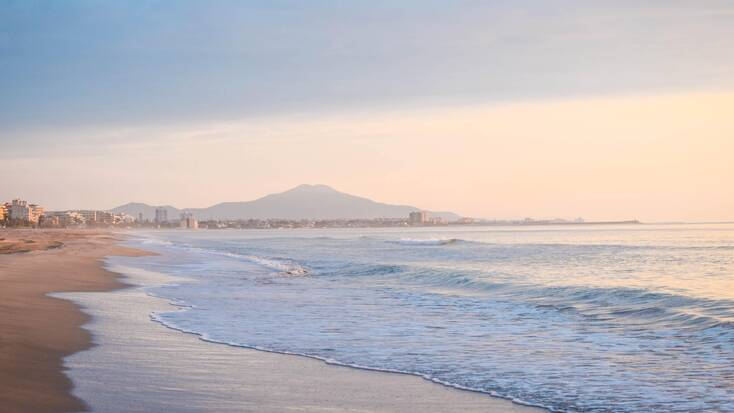 One of the best Spanish beaches for summer holidays