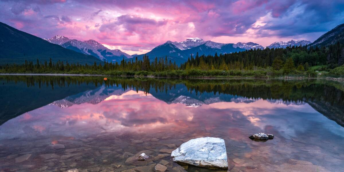 Vacations in Canada for Victoria Day
