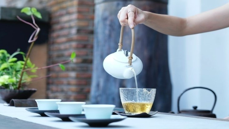 The varieties of tea ceremony are wide.