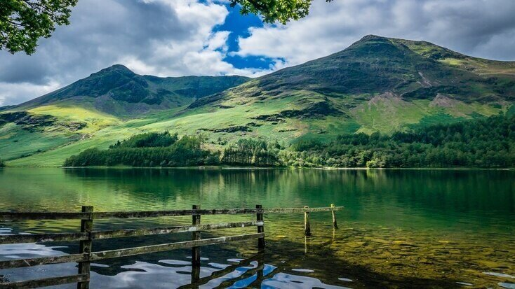 One of the best places where to go in the Lake District
