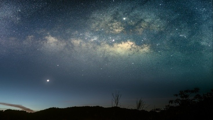 An International Dark Sky park, one of the best places to go stargazing