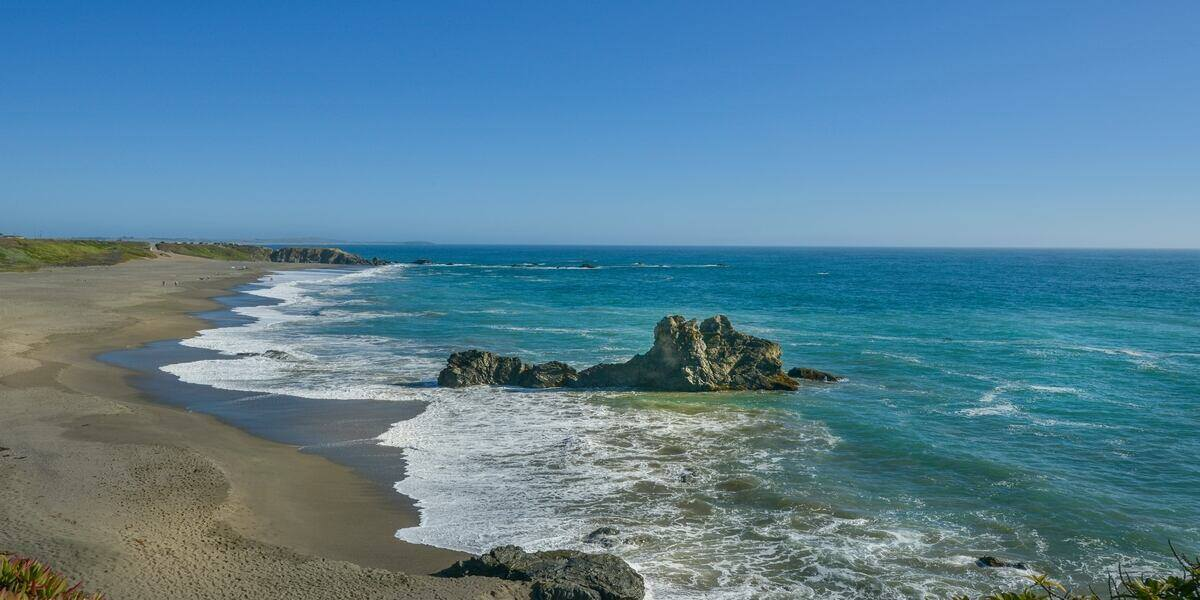 The California seaside - one of the best vacations by the sea