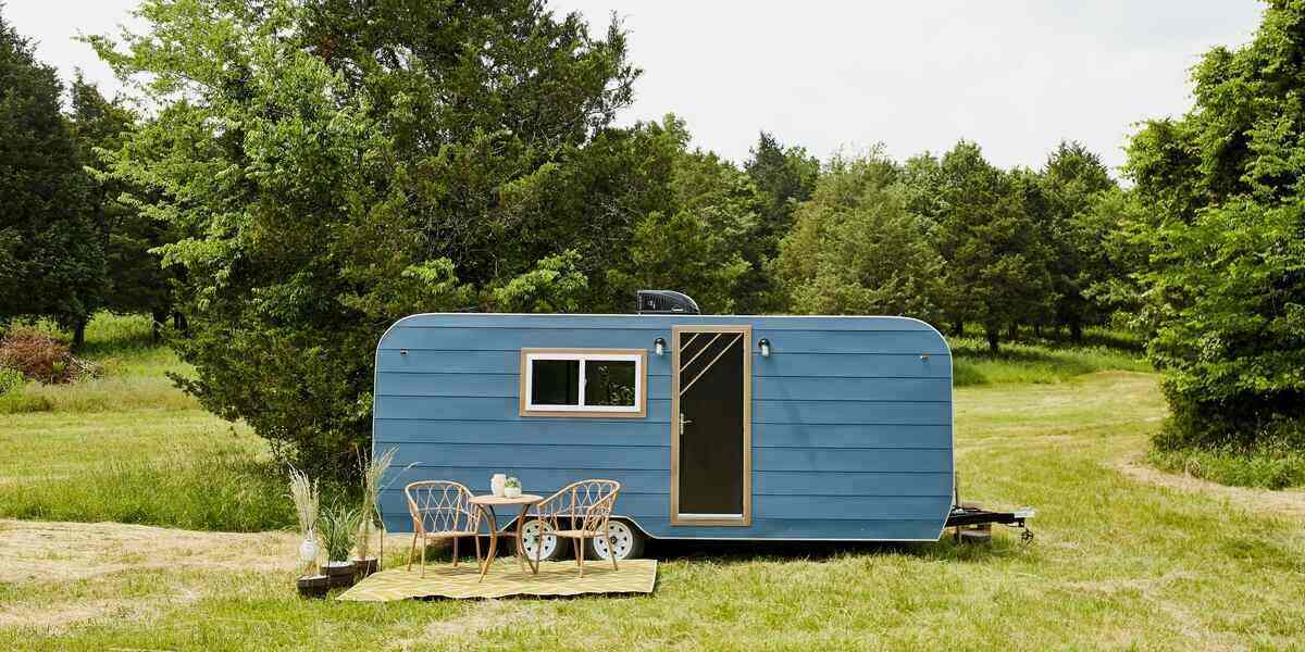 Erin's glamping accommodation in Tennessee