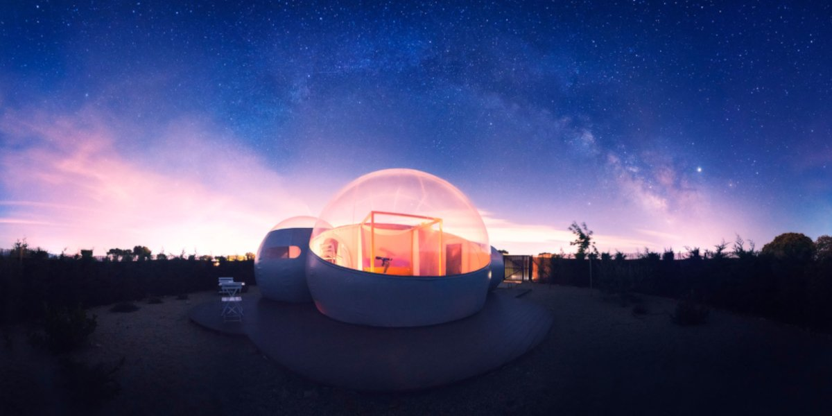 Glamping Hub's Host of the Month for August 2021: Alejandro in Spain Host of the Month